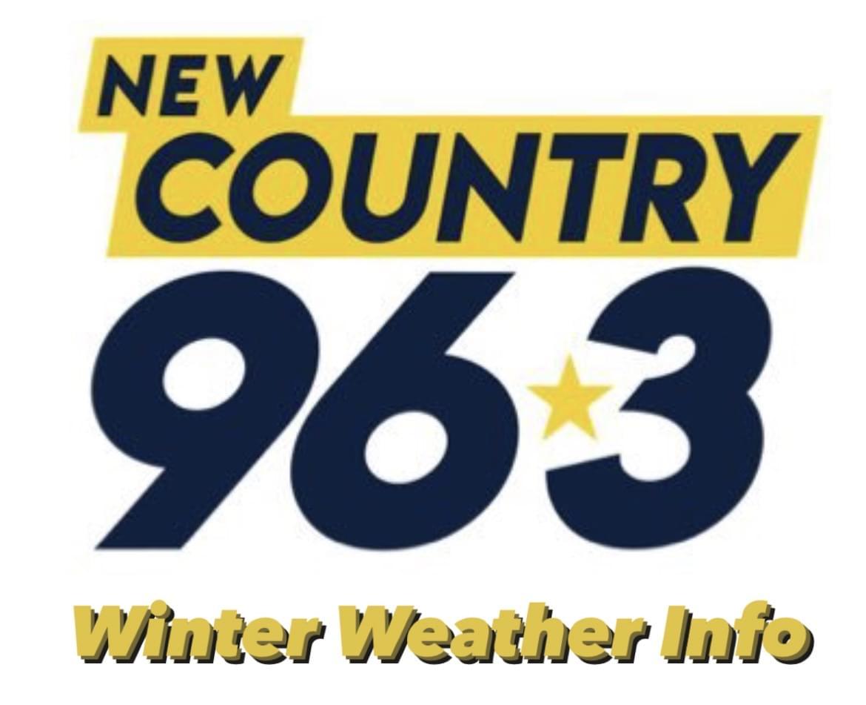 Winter Storm Resources & Info