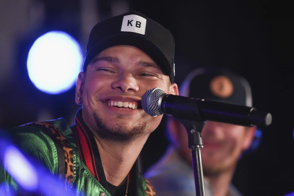 WATCH: Kane Brown Has a Sweet Daddy-Daughter Moment