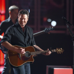 WATCH: Blake Shelton Reunited With A Former Bandmate On 'The Voice'