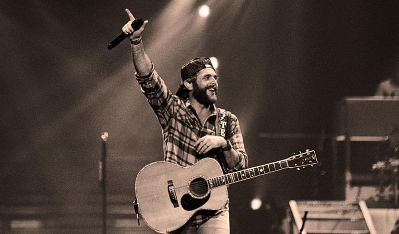 Thomas Rhett | May 6, 7, 8, 14 & 15
