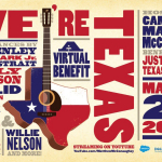 Matthew McConaughey's All-Star Line-Up For Virtual Benefit Announced