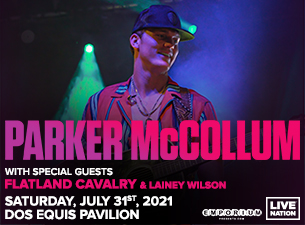Parker McCollum | Dos Equis Pavilion – July 31, 2021