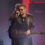 WATCH: Eric Church On The Cover Of Billboard Magazine Getting his 2nd COVID-19 Shot
