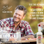 Win a Memorial Day Trip to Lake Texoma from Smithworks Vodka