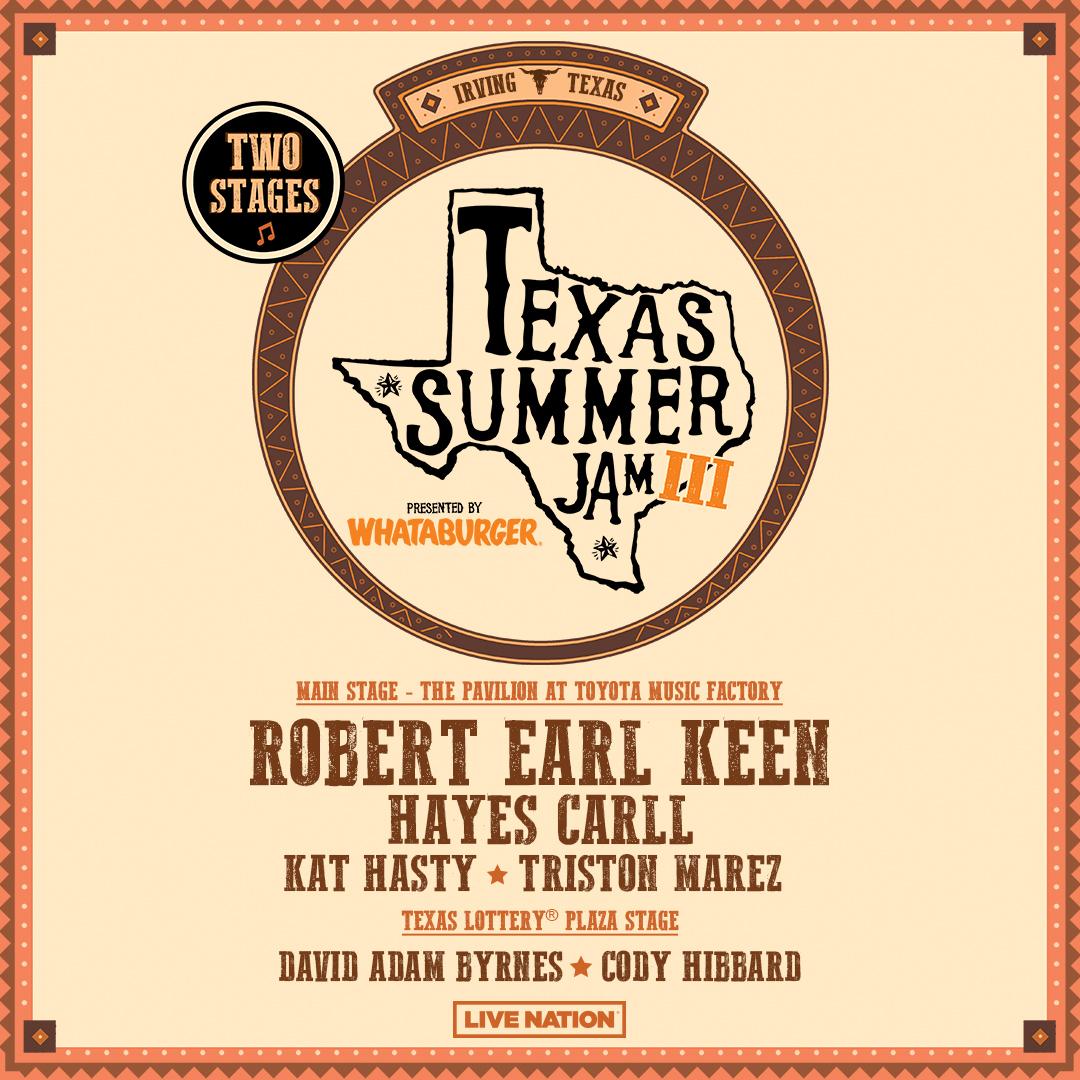 Texas Summer Jam Presented By Whataburger