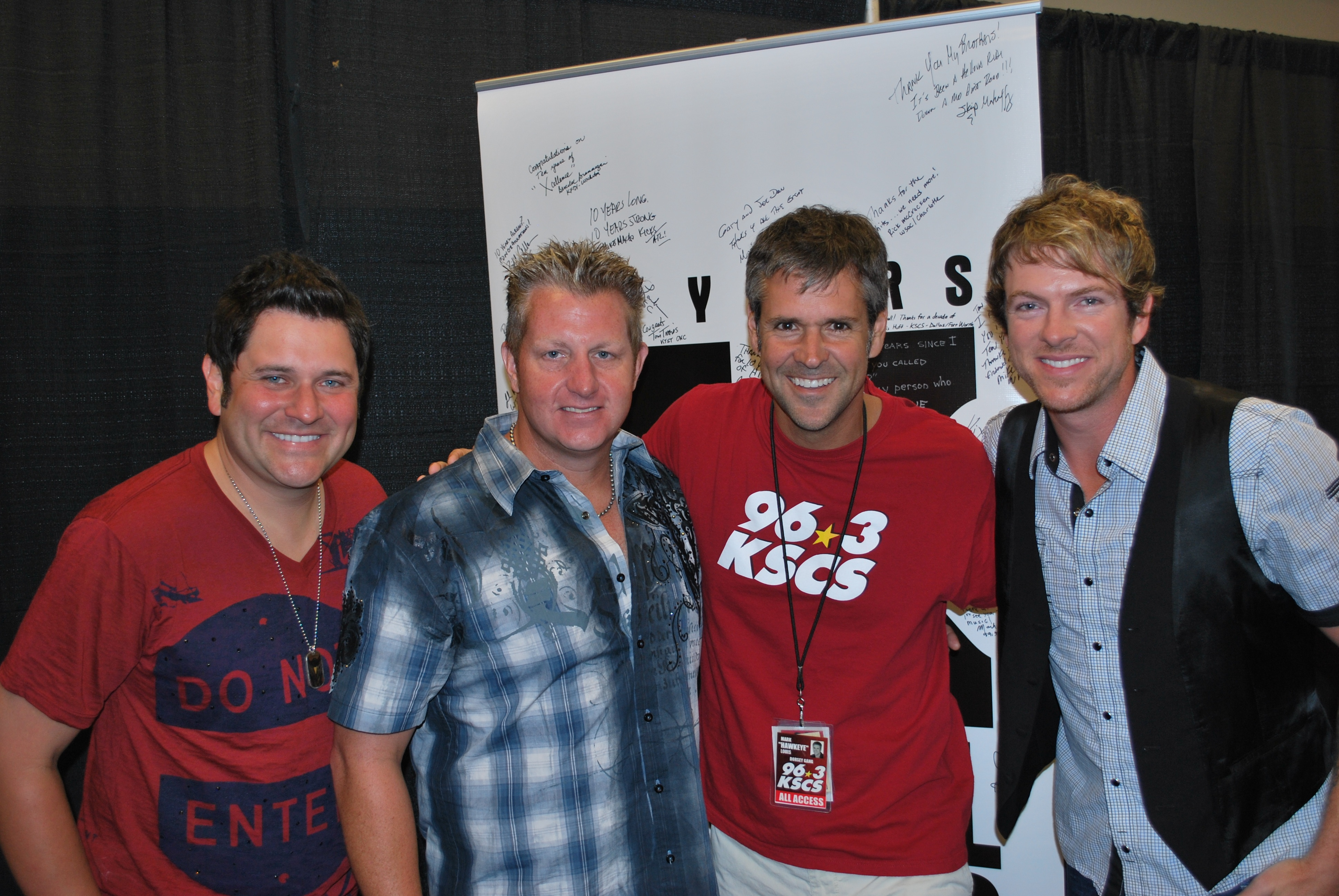 Did Gary LaVox of Rascal Flatts Divulge the Real Reason the Band in Breaking Up?