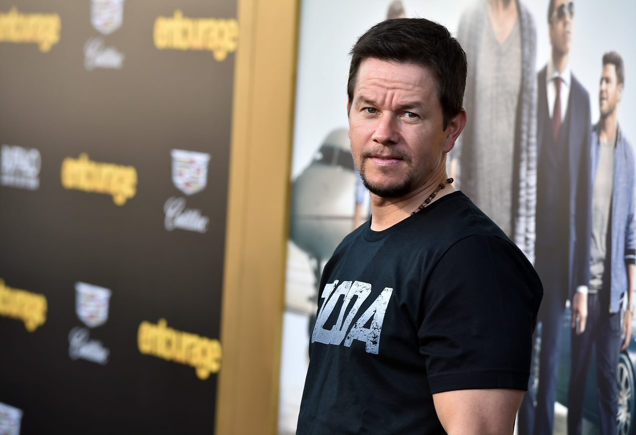 LOOK: Mark Wahlberg Is Eating 7,000 Calories a Day to Gain 30 Pounds