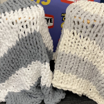 RESULTS: The Chunky Blanket Challenge