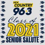 Send us your Class of 2021 Senior Salute