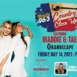 Maddie & Tae Country Close Up