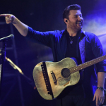Chris Young Just Gave Out His Number on IG