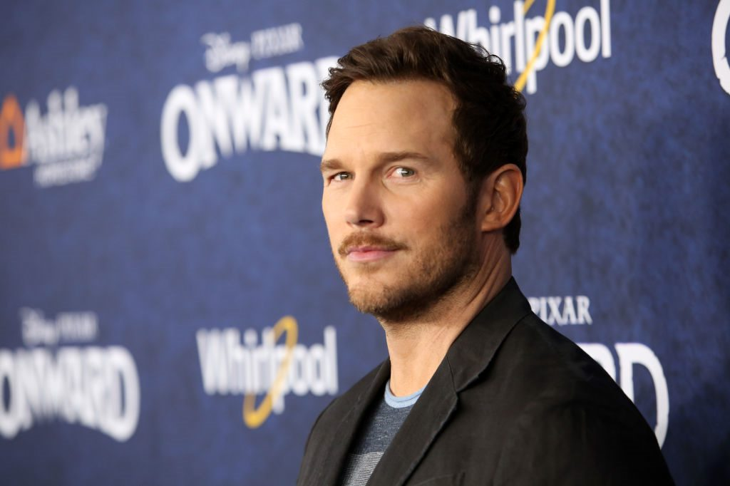 Chris Pratt Had a Father's Day Surprise for Four Deployed Servicemen
