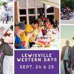 Lewisville Western Days | September 24 & 25