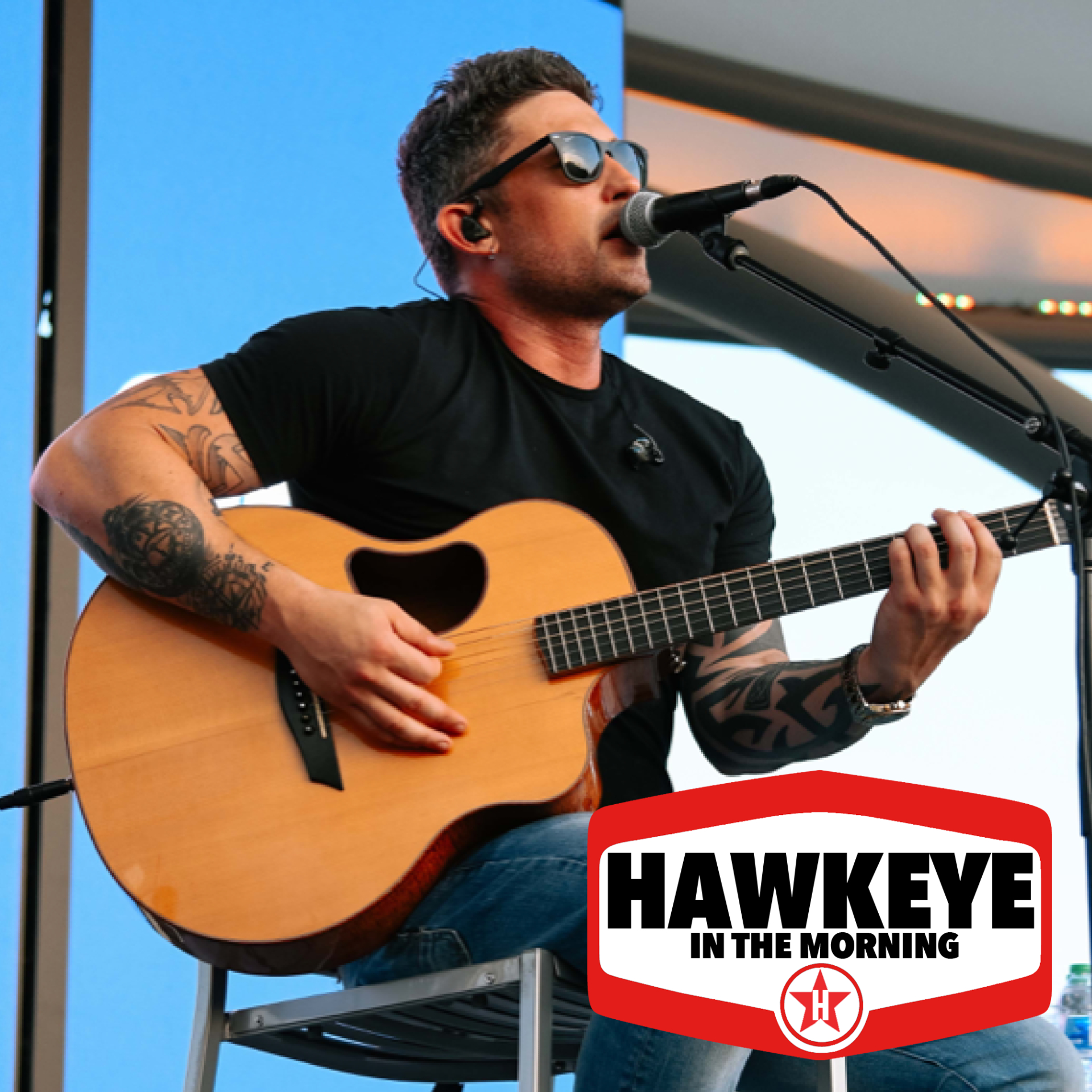 Did Michael Ray remember his promise to Hawkeye?