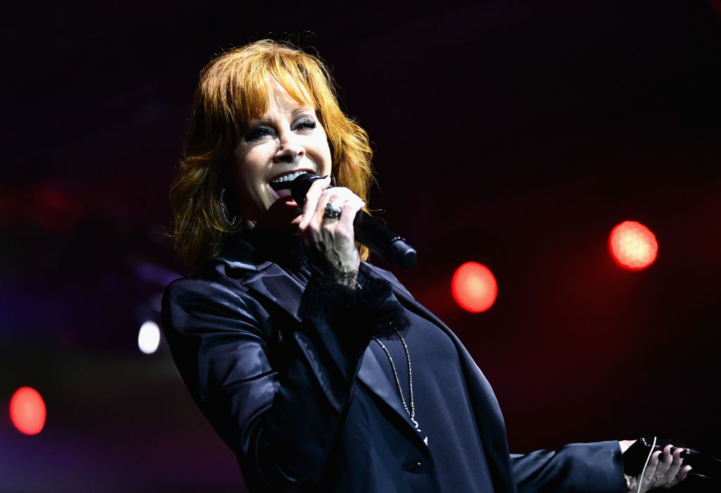 WATCH: Reba Rescued From An Old Building After Stairs Collapse