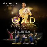 Win Gold Over America Gymnastics Tickets