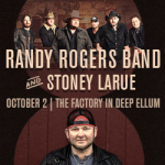 Listen to Win Randy Rogers Band Tickets!