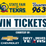 Listen to Win State Fair of Texas Tickets!!!
