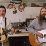 """Chris Stapleton & Jimmy Fallon Sing """"A Film By Nancy Meyers"""""""