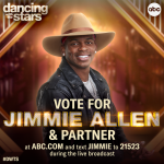 Jimmie Allen Hopes To Join The Cast of Hamilton One Day