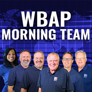 WBAP Morning News: Hillary Clinton Calls Republicans 'Cowards, Spineless, Enablers of Trump'