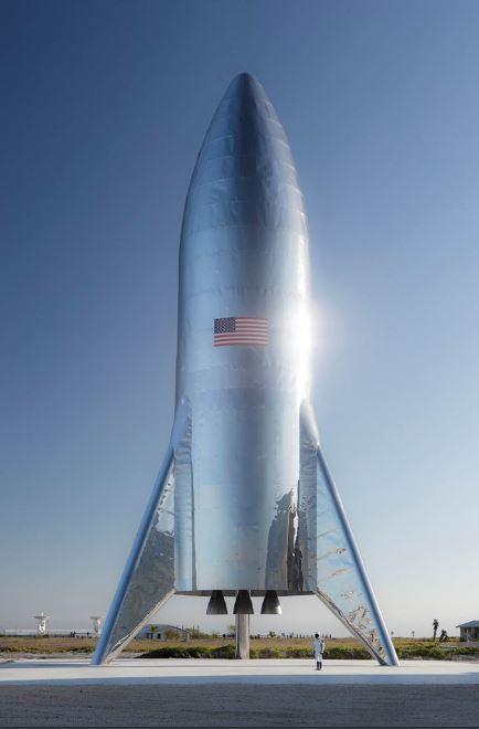 SpaceX To Build Test Versions Of Mars Ships In Texas, Not Los Angeles