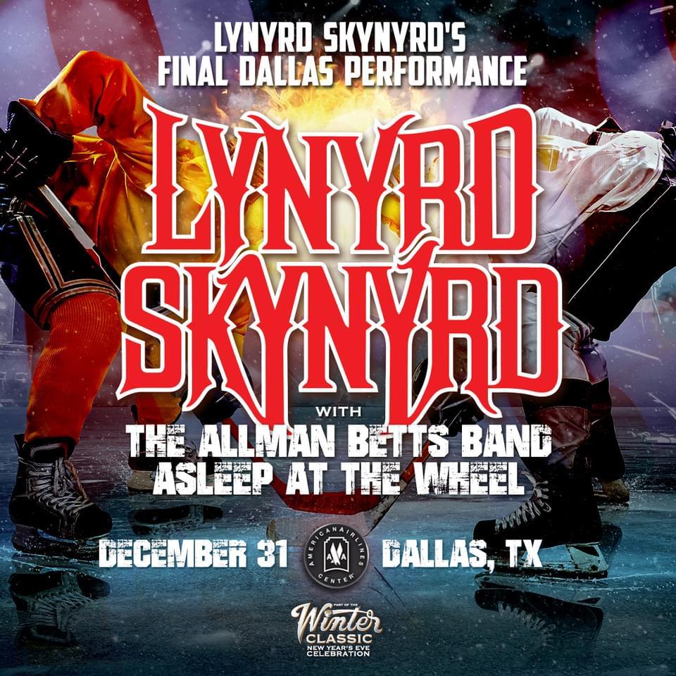 Lynyrd Skynyrd @ AAC | 12.31.19