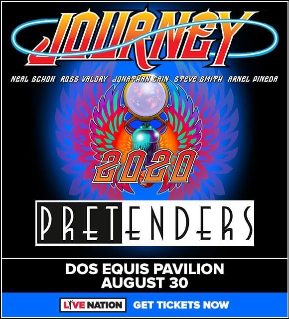 Listen to win Journey Tickets