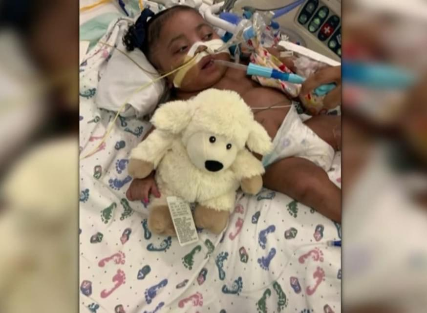 Cook Children's Files Brief After Tinslee Lewis Family Appeals Judges Order to End Life Support