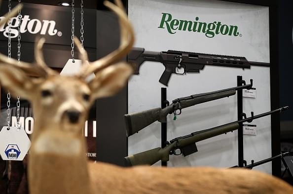 WBAP Morning News: Sandy Hook Families' Lawsuit Against Remington Moves Forward