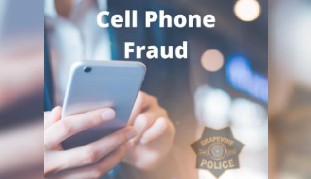 Grapevine Police Warn Of Cell Phone Number Thefts News Talk Wbap Am