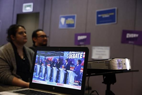 WBAP Morning News: Las Vegas Debate Was the Most Watched Democrat Debate Ever
