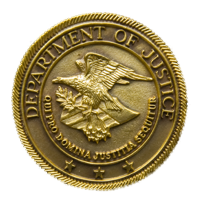 A Department of Justice contractor has settled a retaliation claim