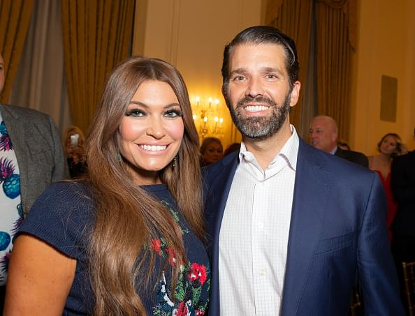 Kim Guilfoyle, Girlfriend of Trump Jr., Test Positive for Coronavirus; Possibly Exposed Trump Donors