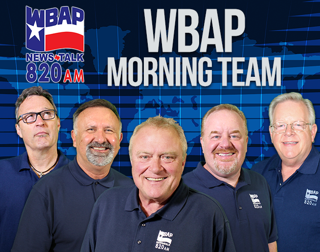 WBAP Morning News: College Football Is Hanging in the Balance
