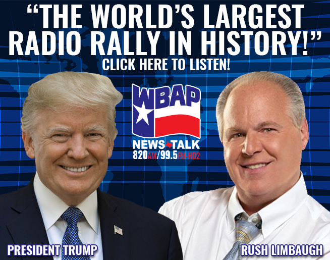 The World's Largest Radio Rally in History!