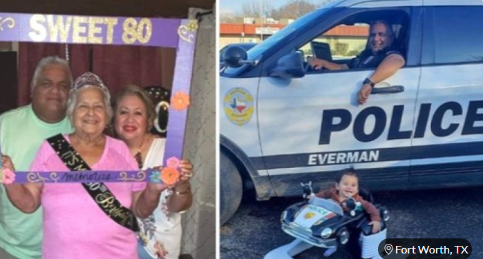 North Texas Family Loses Everman Police Officer and Mother to COVID-19 Within Days