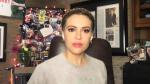 Chris Salcedo Show: Alyssa Milano Extends Olive Branch