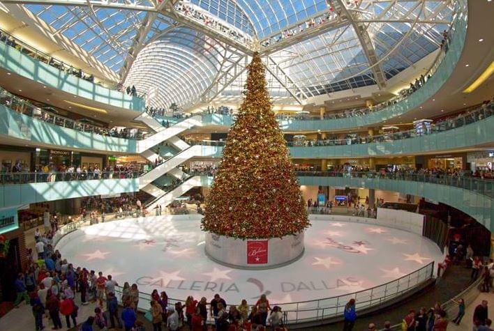 Galleria Dallas Preparing for a Safe, Socially Distanced Black Friday