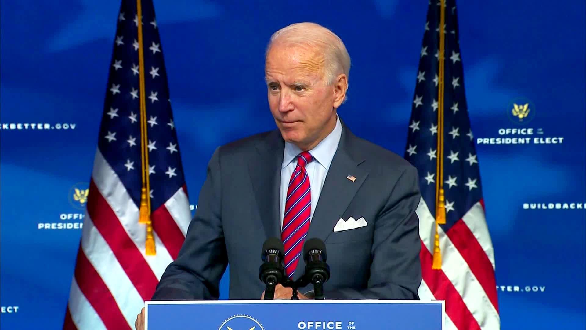 WBAP Morning News: Biden's First Day