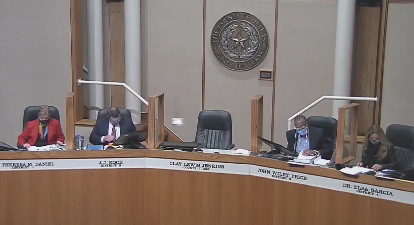 """Dallas County Passes Resolution Urging Lawmakers to """"Simplify Voting"""""""