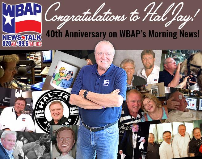 Hal Jay's 40th Anniversary