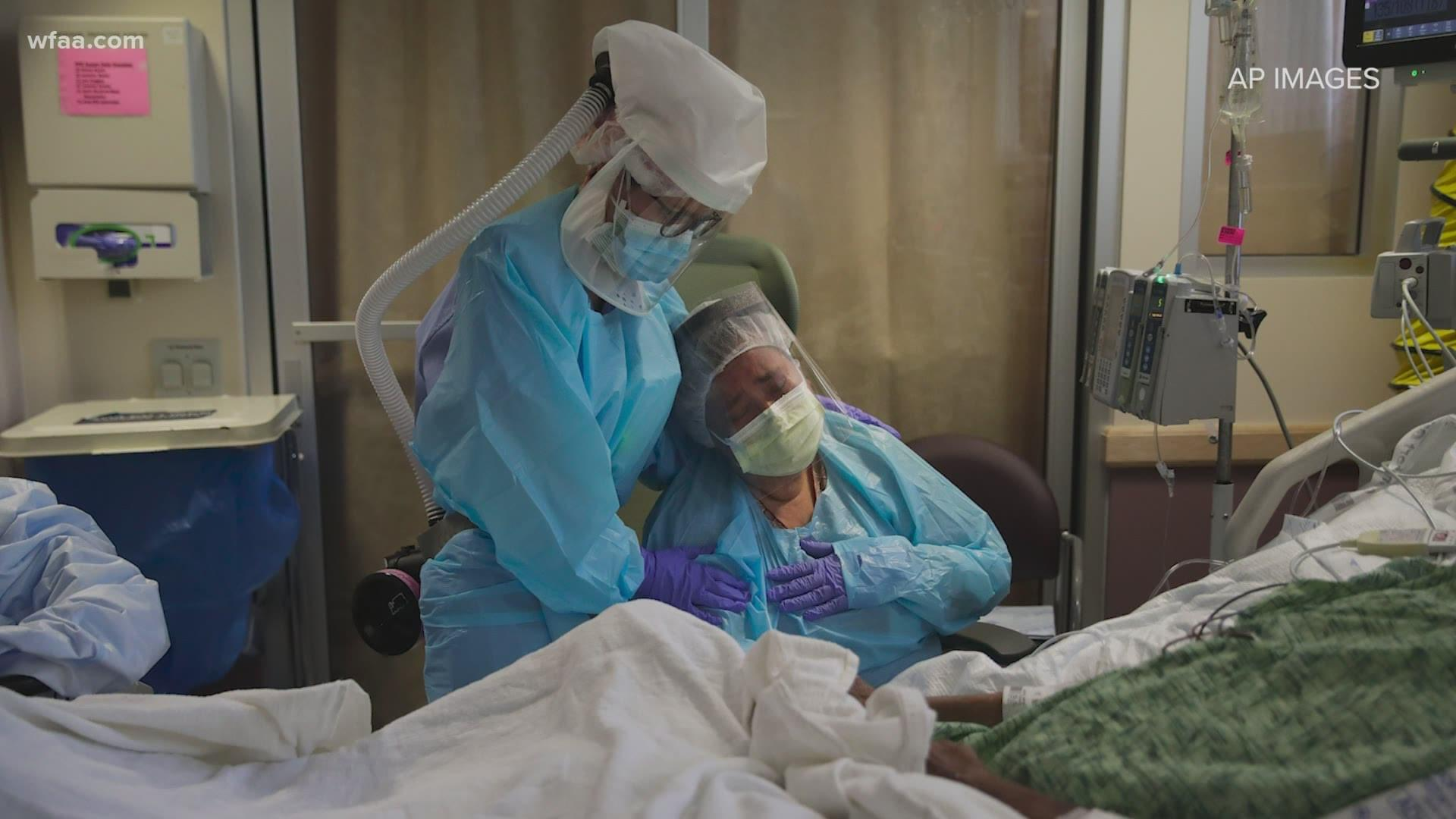 Chris Krok Show: This Nurse is FED UP!