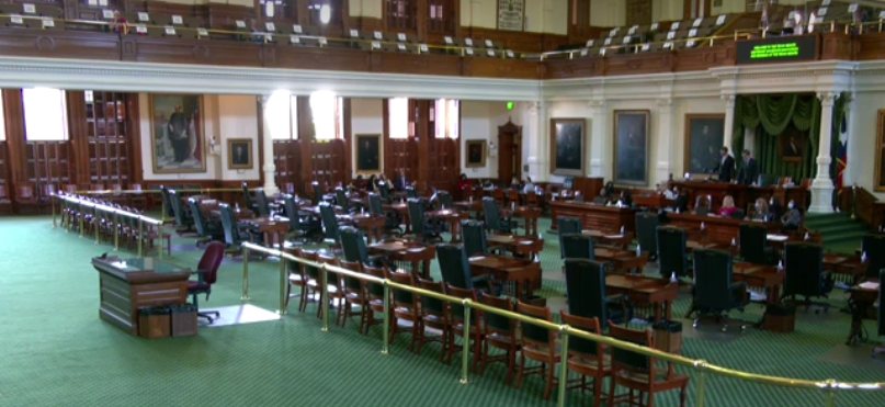 Constitutional Carry Approved by Texas Senate