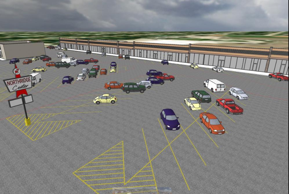 Mesquite announces $650,000 investment in Northridge Shopping Center
