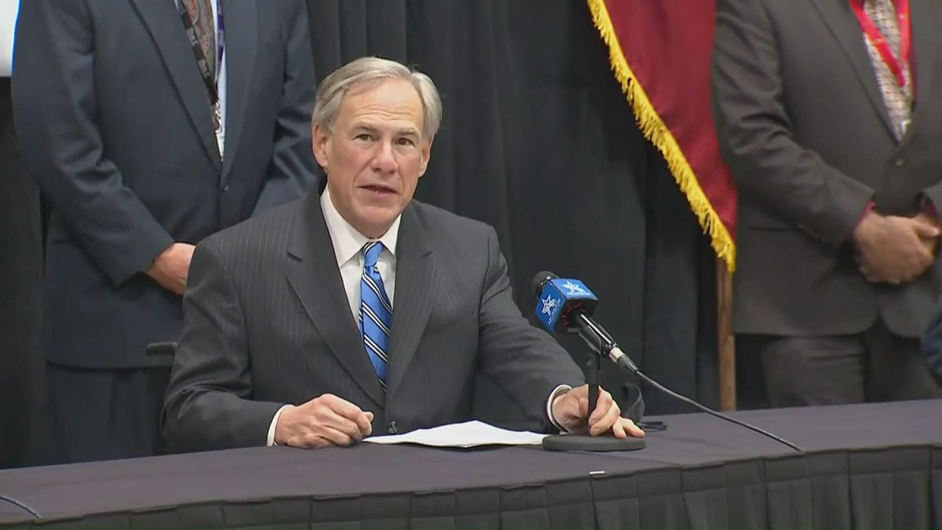 Abbott to Provide Safety for Texans at the Border