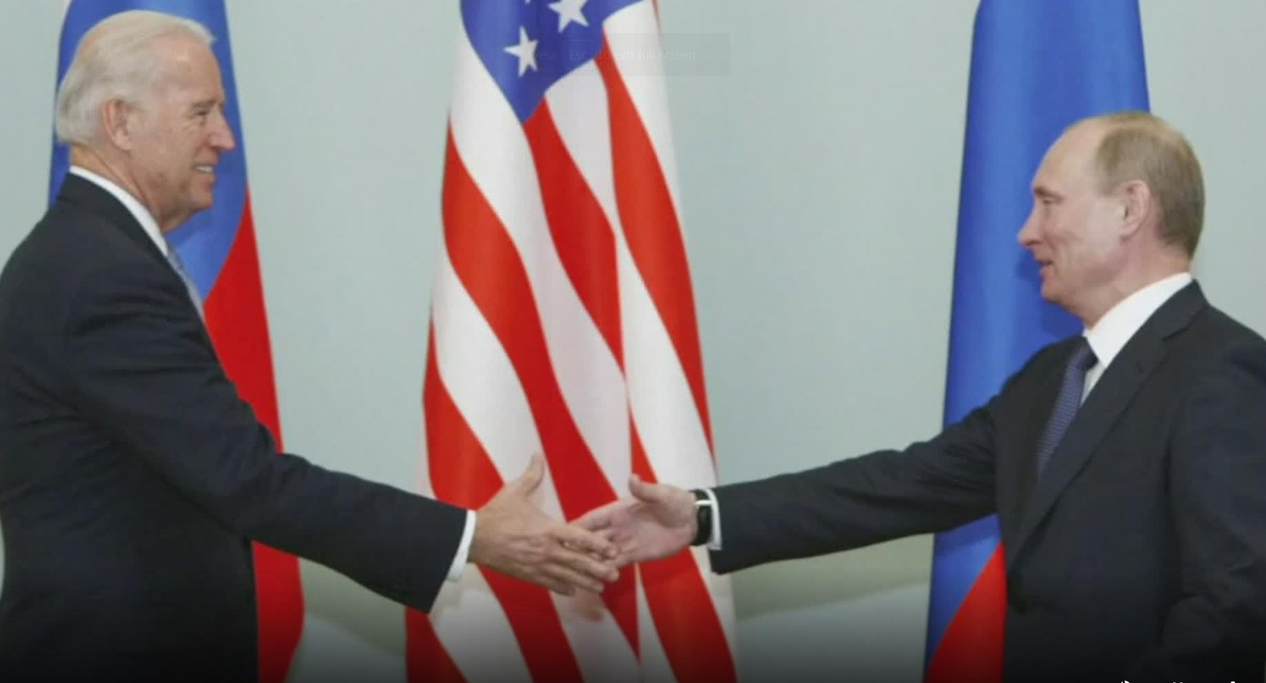 Pure Business' at Biden-Putin Summit: No Hugs, no Brickbats