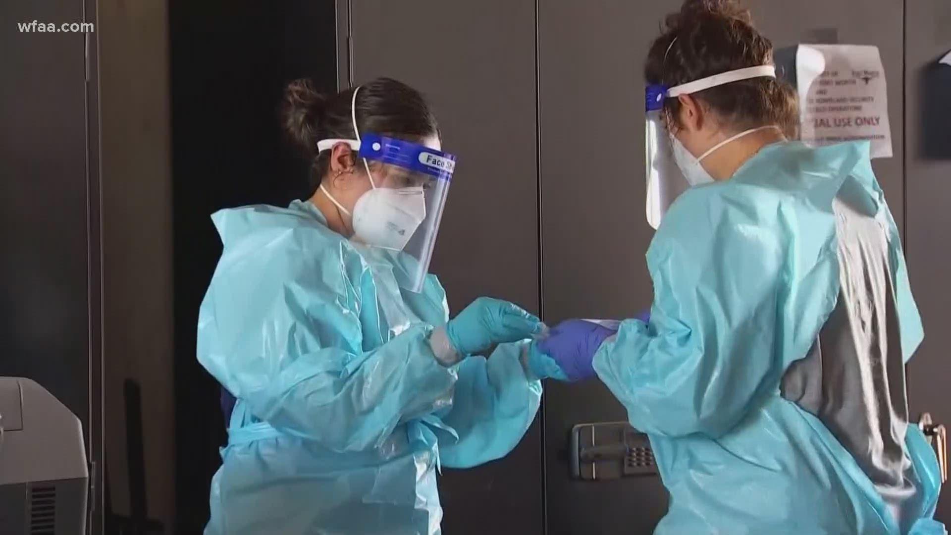 Deadly fungus Spreading in Dallas Hospitals