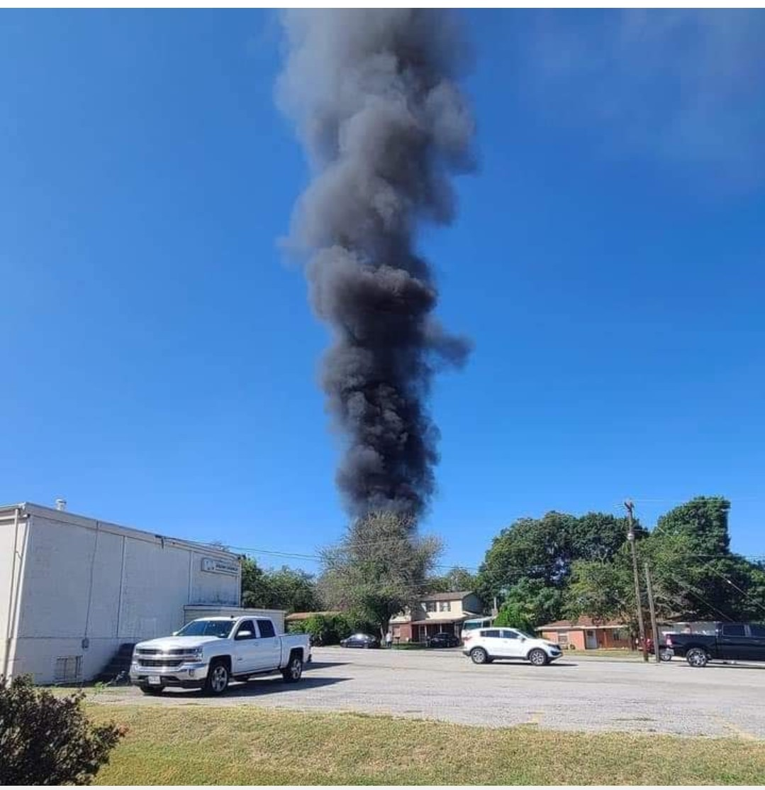 Navy Plane Crash Leaves Two Hospitalized; 1,300 Without Power