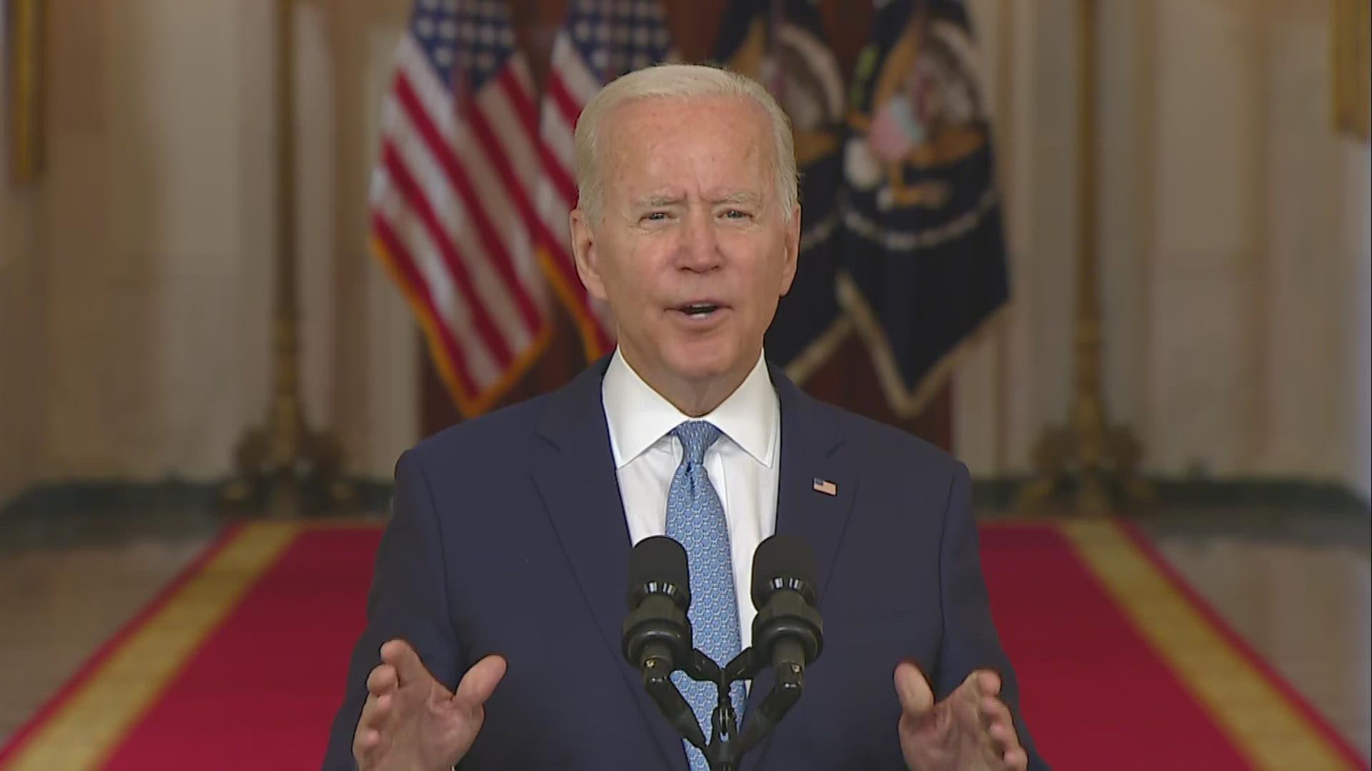 Rick Roberts: Who is Biden's Puppet Master?